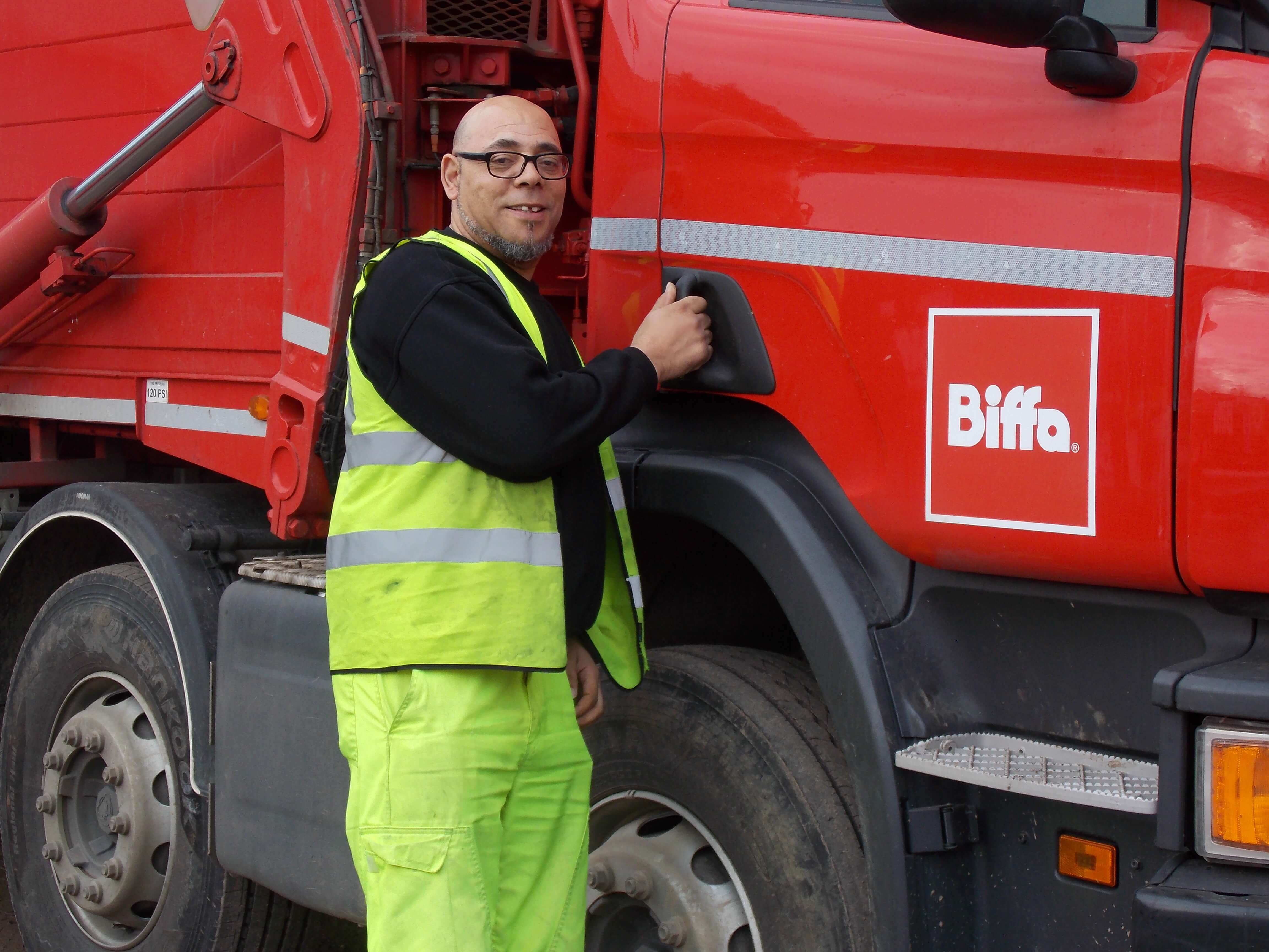 A Day in the Life of a Biffa Driver
