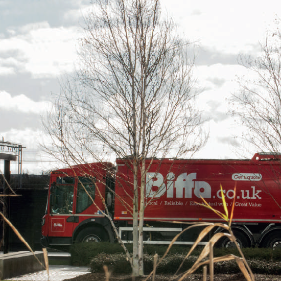 biffa commercial vehicle