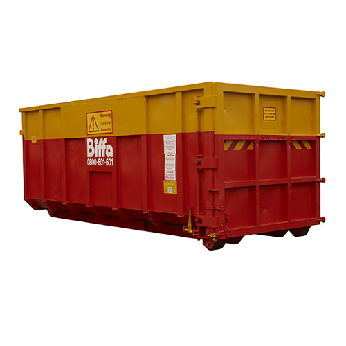 biffa large waste container